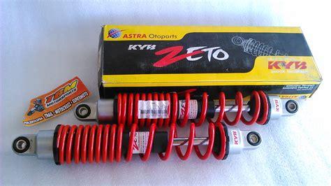 Shok Kyb Zeto Mio jual shockbreaker belakang kayaba zeto tbm motor