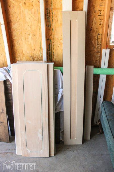 Diy Cabinet Doors Cheap Update Cabinet Doors To Shaker Style For Cheap Hometalk