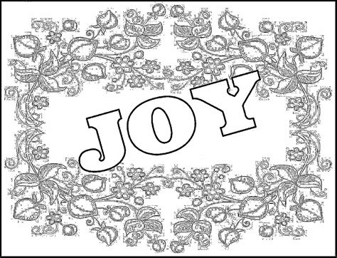 coloring pages for joy children s gems in my treasure box joy coloring sheets