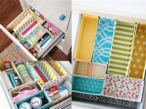 cassetti fai da te organizzare i cassetti con il fai da te fai da te d i