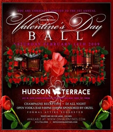 s day at hudson terrace in new york