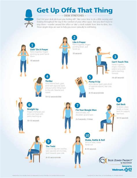 Office Workouts At Desk Ergonomics In The Office Research Ttu