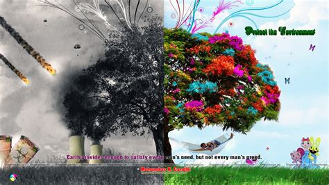 protect art 2 famous quotes about environmental protection