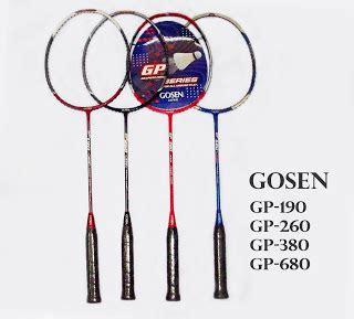 toko sport raket gosen gp series