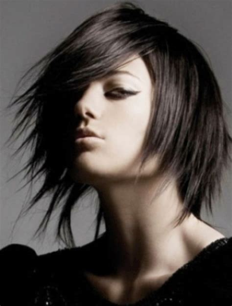 very short punk asymmetrical hairstyles for women on pinterest short edgy hairstyles for women short hair cuts