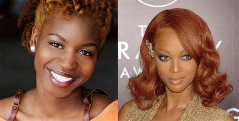 ginger hair color at home ginger hair color dye best on dark skin chart how to