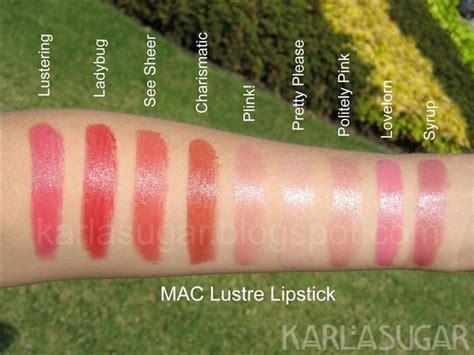 Lipstik Nazzua 30 besten mac lustre lipsticks bilder auf