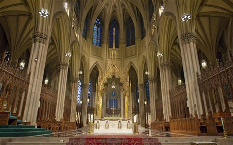 york st patrick cathedral wallpapers hd wallpapers