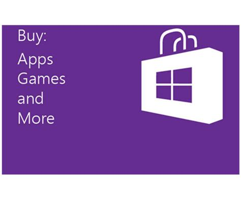 Gift Card For Windows Store - microsoft windows store gift card 163 15 deals pc world
