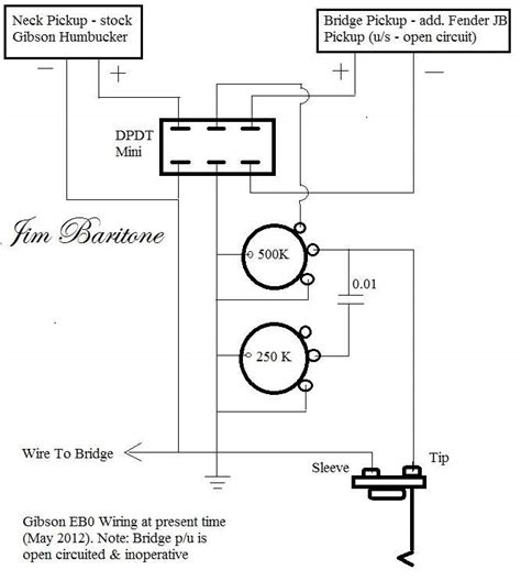 tonerider wiring diagram bare knuckle wiring