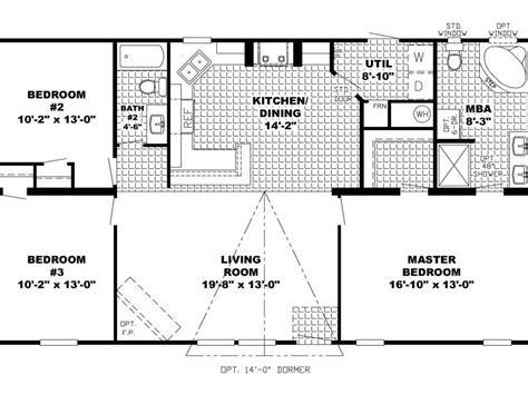ranch style floor plans open open floor plan ranch house plans 2017 house plans and