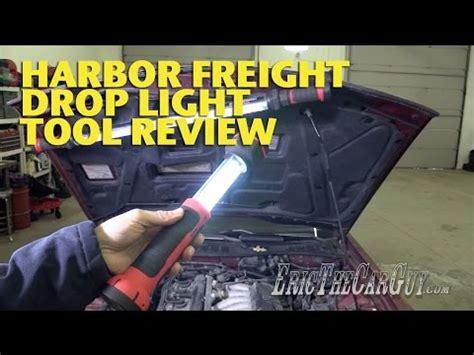 test light harbor freight led underhood light bar best way to light up your car