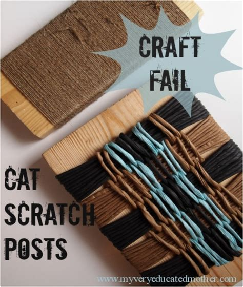 top  diy cat scratching posts  pads