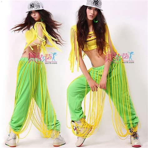 about dance on pinterest clothes for girls sweatpants and red high neon green hiphop jeans jazz dance clothes female hip hop