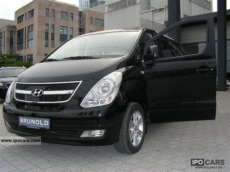 2011 hyundai h 1 2 5 travel premium 8 seater car photo