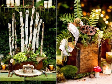 twende harusini woodland wedding idea this is so