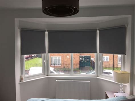 bay window blackout curtains the 25 best blinds for bay windows ideas on pinterest