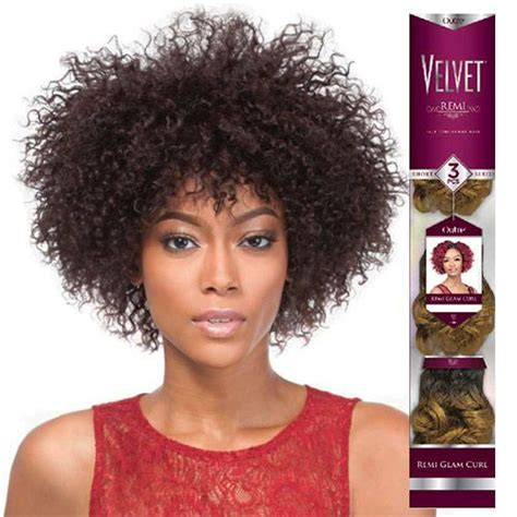short cut jerri curl hair weaves hair and velvet on pinterest