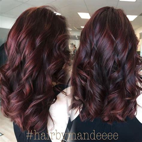 mahogany curls ombre best 25 dark mahogany hair ideas on pinterest mahogany