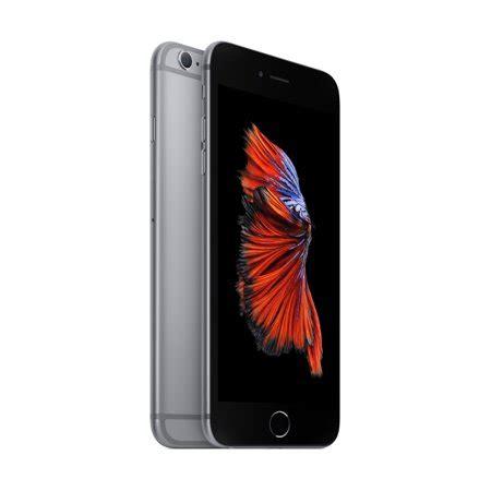 talk prepaid apple iphone 6s plus 32gb space gray walmart