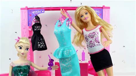 film barbie neige poup 233 e barbie avec la reine des neiges film de robes des