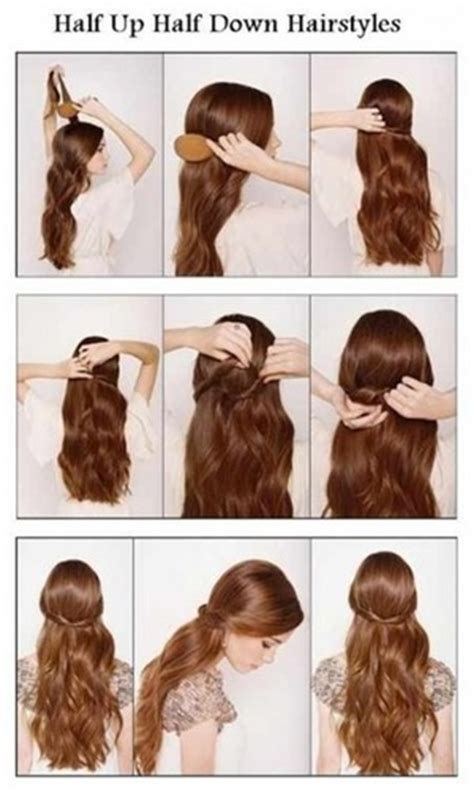 Morning Hairstyles by Easy Morning Hairstyles Beautylish