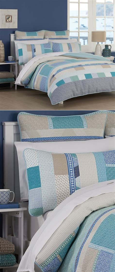 Cotton House Quilt Cover by Shades Of Sea And Sky Cottonbox