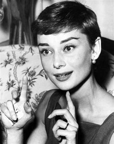 how to style audrey hepburn sabrina pixie cut 10 audrey hepburn pixie cuts short hairstyles 2017