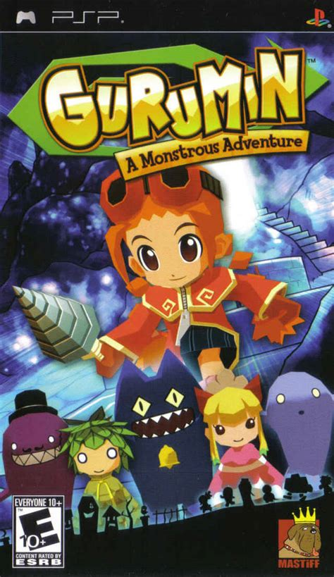 emuparadise adventure games gurumin a monstrous adventure usa iso download