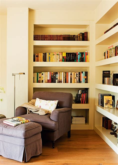 libreria como decoraci 243 n de salones con librer 237 a