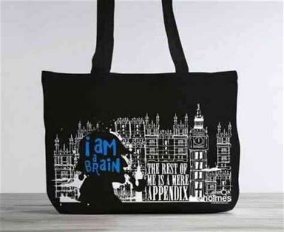 Name Holmess Purse by Sherlock Tote Bag Strand Mag