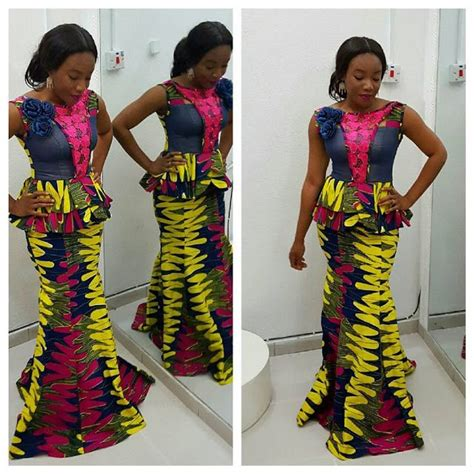 pictures ankara skirt and blouse hairstyle gallery lovely ankara skirt and blouse style http www