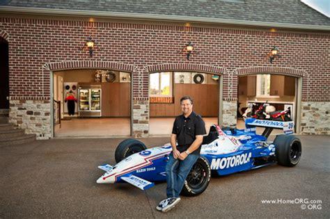 apprentice contestant michael andretti garage