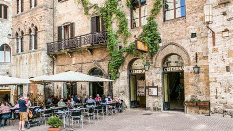 le terrazze pizzeria le terrazze in san gimignano menu openingstijden