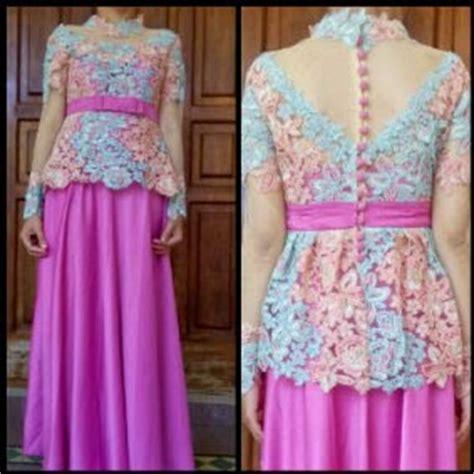 Gamis Boutique 57 boutique by kiky vinola dress kebaya modern pree order