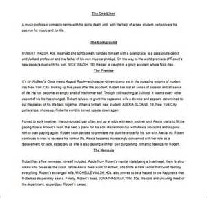 screenplay template for word screenplay outline template 8 free word excel pdf