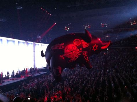 pink floyd laser light show near me roger waters performs the wall in washington dc bums logic