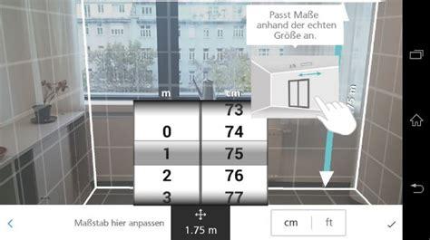 App Zimmer Einrichten by Augmented Reality Einrichtungsplanung Am Smartphone A1blog