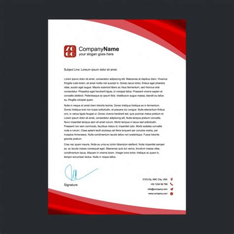business letterhead design vector 30 best free letterhead design mockup vector and psd