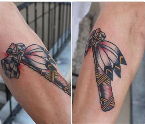 tomahawk tattoo designs 68 best images about tattoos on traditional