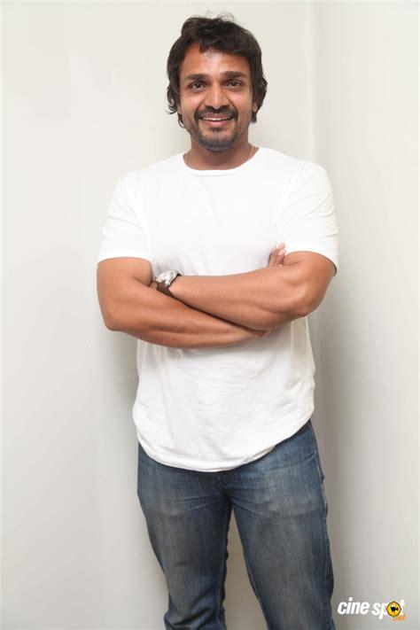Vijay Raghavendra at Ranatantra Audio Release (1)
