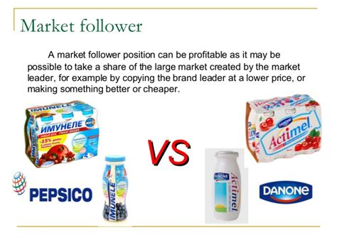 market challenger competitive strategies