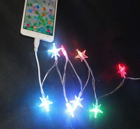 Wholesale Usb Micro Led String Lights For 2015 New Year String Lights Wholesale