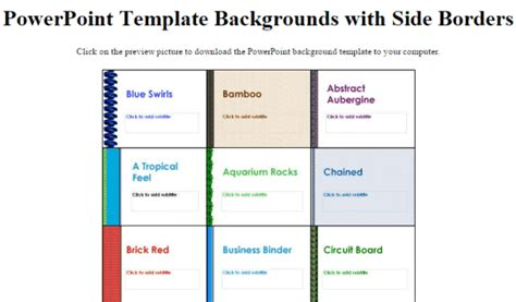 5 Websites To Get Free Powerpoint Templates Brainybetty Free Templates