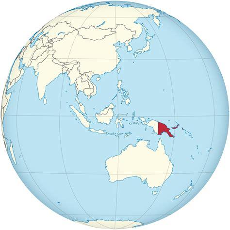 In Papua New Guinea Dodwell papua neuguinea