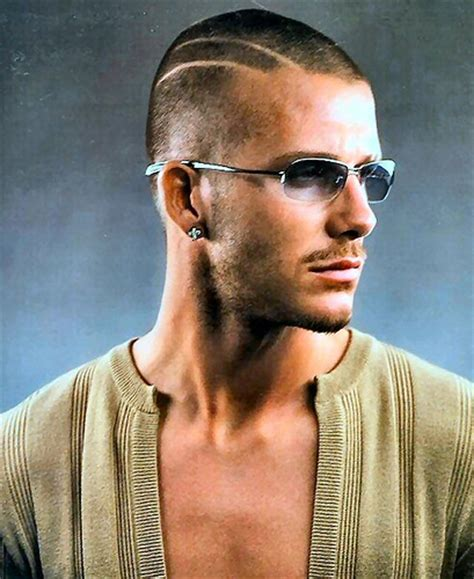 statham haircut cool buzz hairstyles with short length hair for men
