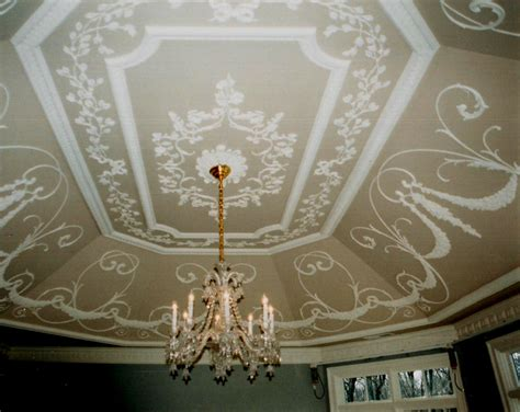 Plaster Of Designs For Ceiling by Custom Plaster Ceiling Design By Andrewsices On Deviantart