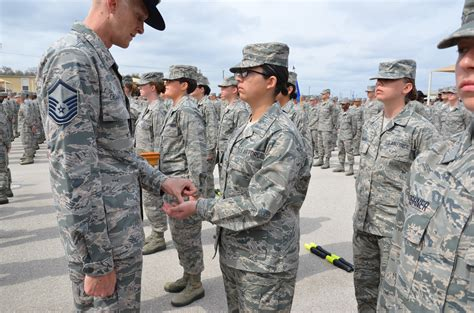 what is after basic training in air force photos