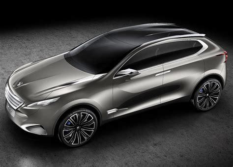 peugeot new cars peugeot sxc concept cars diseno art
