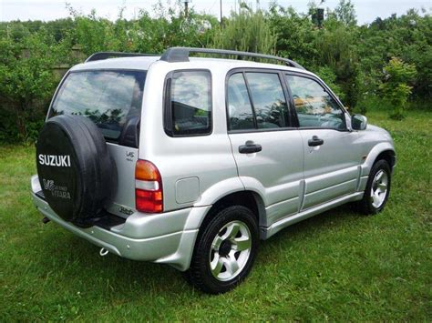 Suzuki Grand Vitara 2000 2000 Suzuki Grand Vitara Photos 2 5 Gasoline Automatic